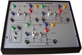Transistor Biasing Methods Tla709