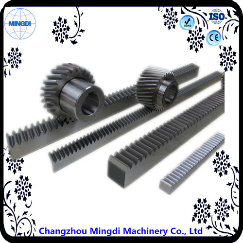 Transmission Gear Rack And Pinions For Mixer