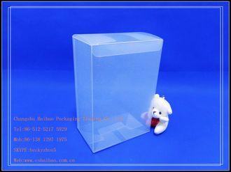 Transparent Packaging Pvc Plastic Box