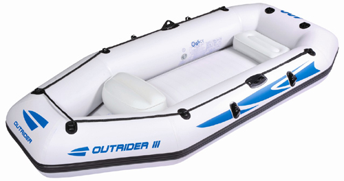 Travel Products Inflatable Boat