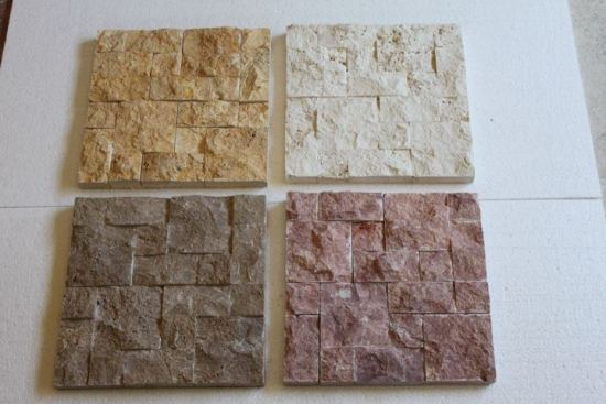 Travertine Tiles Accesories Combined 1996