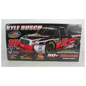 Traxxas Kyle Busch 1 16 World Race Truck Rtr