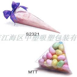 Triangle Candy Plastic