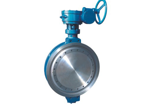 Triple Offset Butterfly Valve Types Of