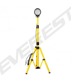 Tripod Stand 27w Led Work Light With Single Lamp