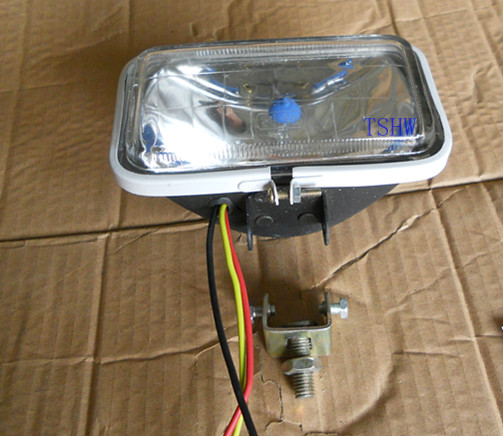 Truck Utility Headlight Lamp