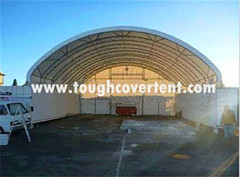 Truss Structure Container Shelter Warehouse Tent Tc4040c Tc4640c
