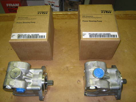 Trw Power Steering Ps282015r10200s Ps252013l10300s