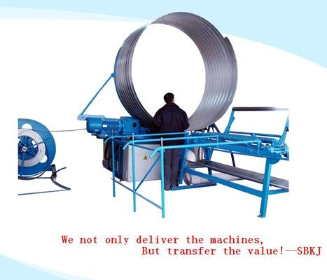 Tubeformer 2020 Air Duct Forming Machine