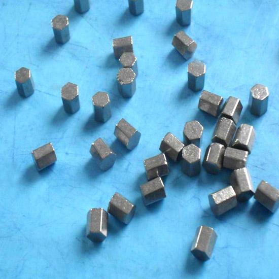Tungsten Alloy Hexagonal Prisms