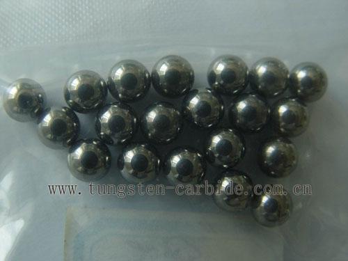 Tungsten Carbide Ball Accompanied Systems Harden