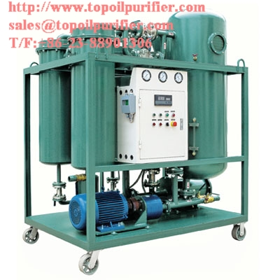 Turbine Oil Purifier And Water Separator
