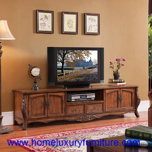 Tv Stands Wooden Living Room Furniture Cabinets Table Jx 0964
