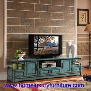Tv Stands Wooden Living Room Furniture China Supplier Cabinets Table Jx 0961