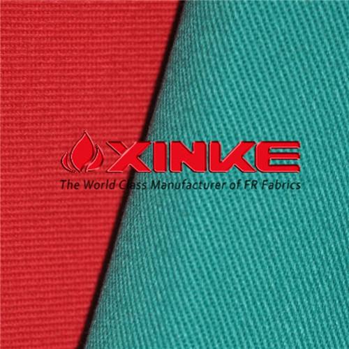 Twill Cotton Nylon Fr Textile Low Cascophen
