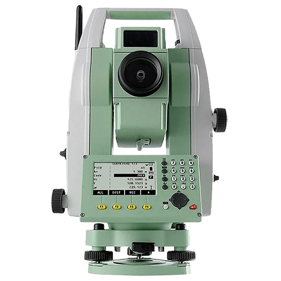 Two Axis Optional Digital Readout Reflector Total Station Survey