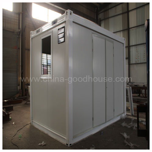 Two Storey Standard Prefab Office Container