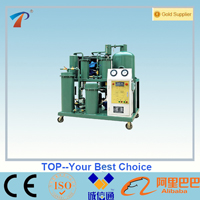 Tya Lube Hydraulic Oil Purifier Filter Used Recycling Machine