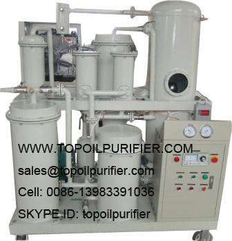 Tya Oil Purifiers Lubricating Purification Hydraulic Filtration Unit
