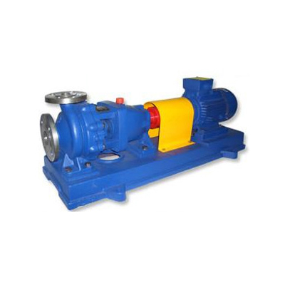 Type Crih Single Suction Stage Chemical Centrifugal Pump