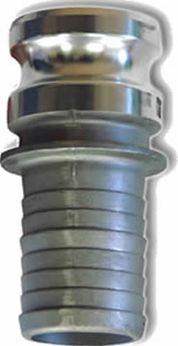 Type E Aluminum Cam And Groove Adapter