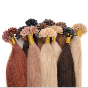 U Tip Fusion Hair Extensions