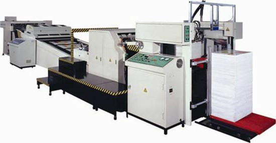 U V Spot And Overall Coating Machine
