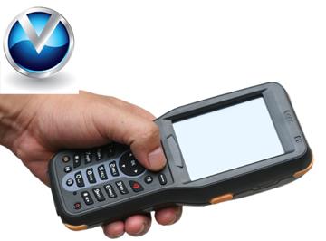 Uhf Hf Lf Rfid Handheld Reader