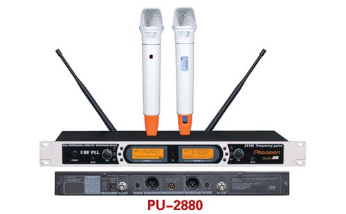 Uhf Wireless Handheld Microphone