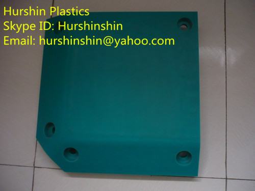 Uhmw Marine Fender Facing Pad