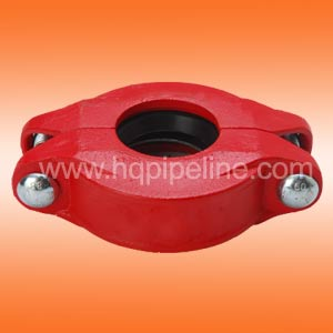 Ul Fm Ductile Iron Grooved Coupling