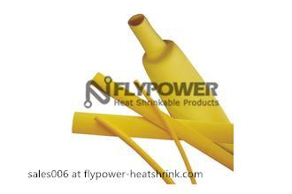 Ultra Thin Wall Eco Friendly Inflaming Retarding Polyolefin Heat Shrink Sleeve
