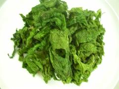 Ulva Lactuca Green Seaweed Raw