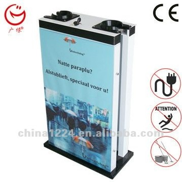 Umbrella Wrapper Packing Machine Stand Bagging Station Wrapping