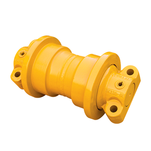 Undercarriage Components Of Excavator Roller Idler Inquire