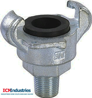 Universal Crowfoot Air Hose Coupling Us Type