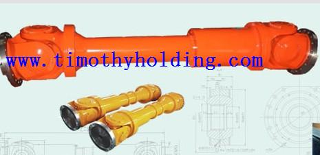 Universal Joint Cardan Shafts