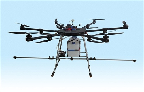 Unmanned Aerial Vehicle Battery Agriculture Spraying Uav Drone