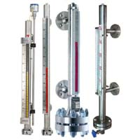 Uqc Magnetic Float Level Meter