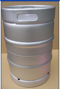 Us Standard Beer Keg 1 2