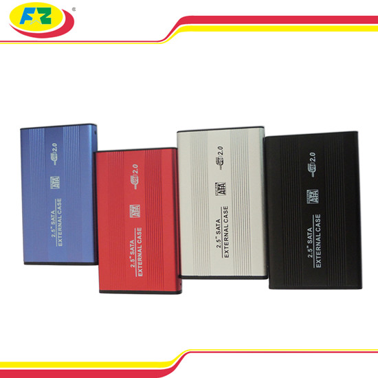 Usb 2 0 To Ide 5 Hdd Hard Disk Drive Enclosure Case