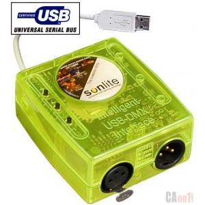 Usb Controller Dmx Dc 009