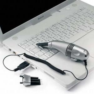 Usb Mini Vaccum Professional Clear Laptop Keyboard Model Hk 6016