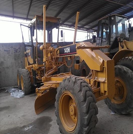 Used 140h 22 Motor Grader
