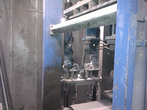 Used Block Machine Miv Kvm 62x105