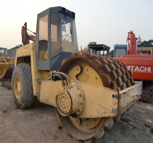 Used Bomag 216d Roller
