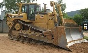 Used Bulldozer Cat D8r In Construction Machines