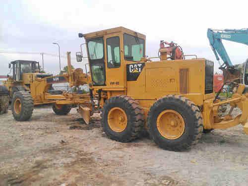 Used Cat 140h 8 Motor Grader