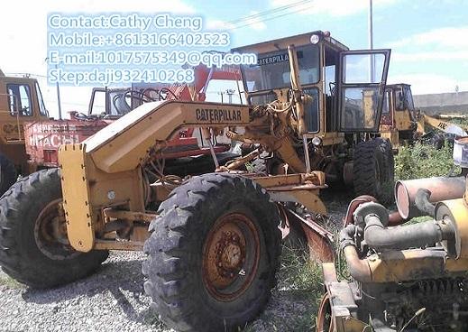 Used Cat 14g 14gmotor Grader