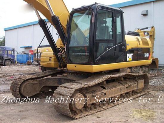 Used Cat 324d Crawler Excavator